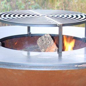Grille de cuisson pour plancha Actuel