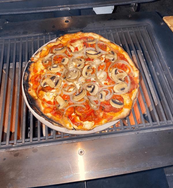 Pierre à pizza 30,5cm